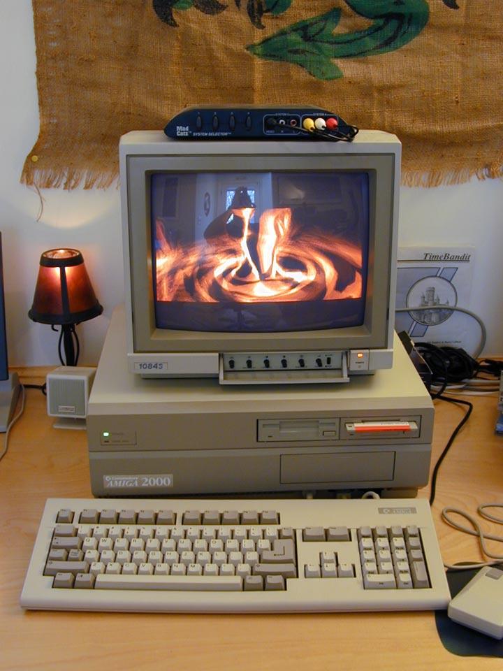 Amiga Emulation   aquamac forums